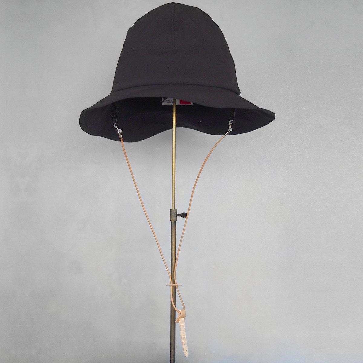 Nine Tailor Spiraea Hat Black