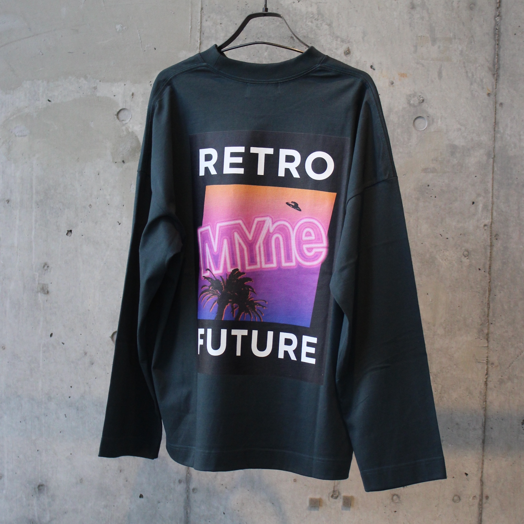 RETRO FUTURE L/S TEE - 画像5