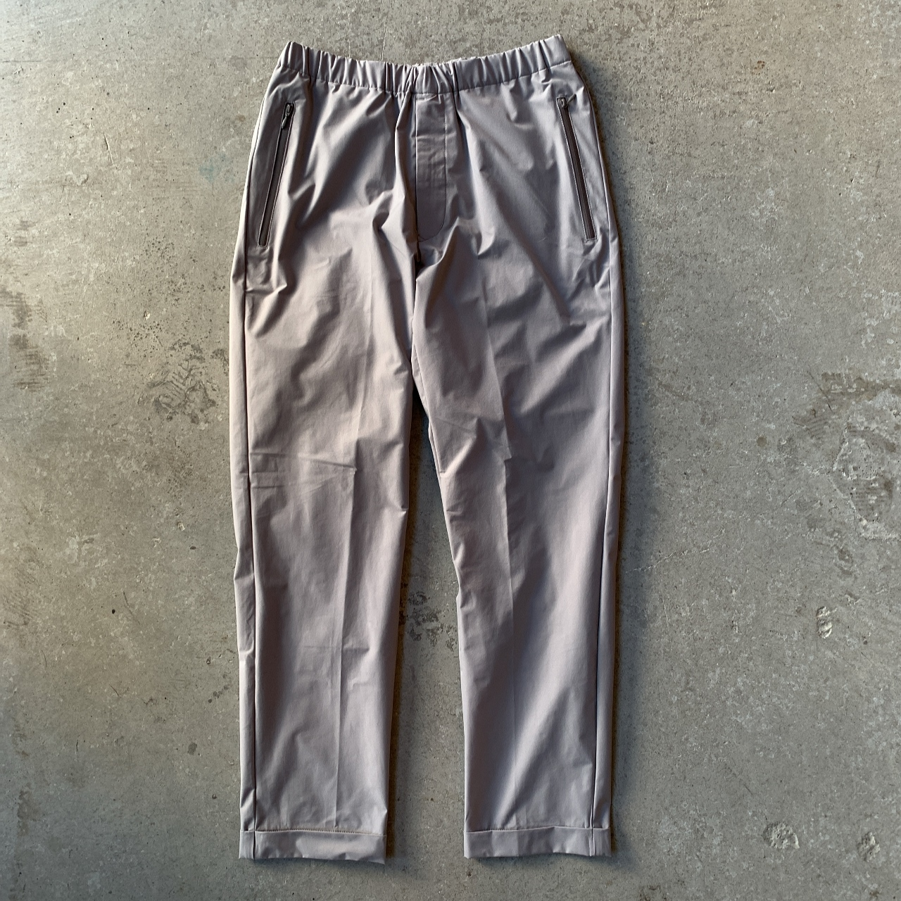 DESCENTE - DESCENTE PAUSE PACKABLE PANTS