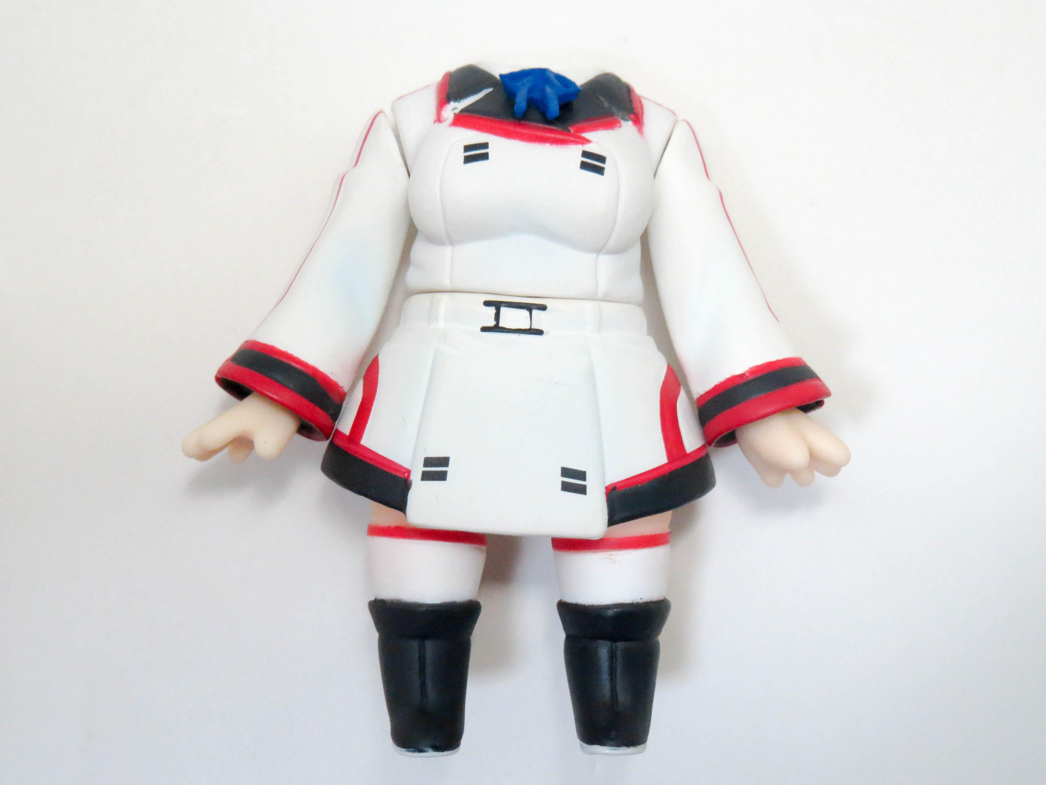 【306】 篠ノ之箒 体パーツ 制服 ねんどろいど