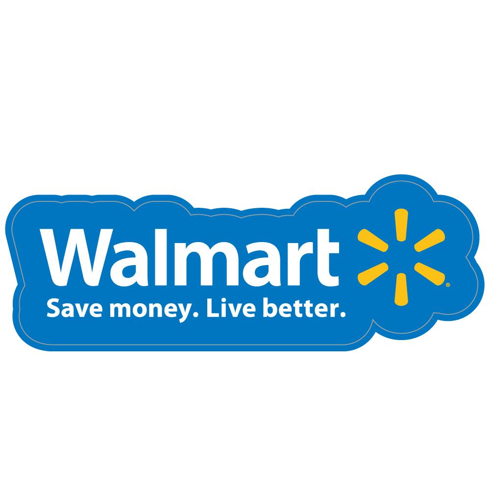"153 Walmart ""California Market Center"" アメリカンステッカー スーツケース シール"