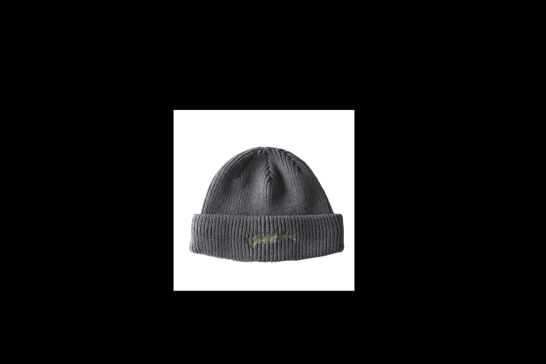 SNATCHER knit cap / GRAY - 画像1