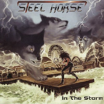 "STEEL HORSE ""In The Storm"" (輸入盤)"