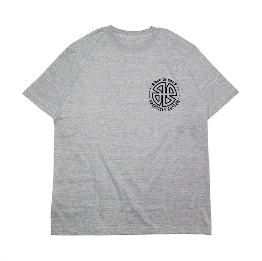 FREESTYLE CUSTOM Tee (Gray)