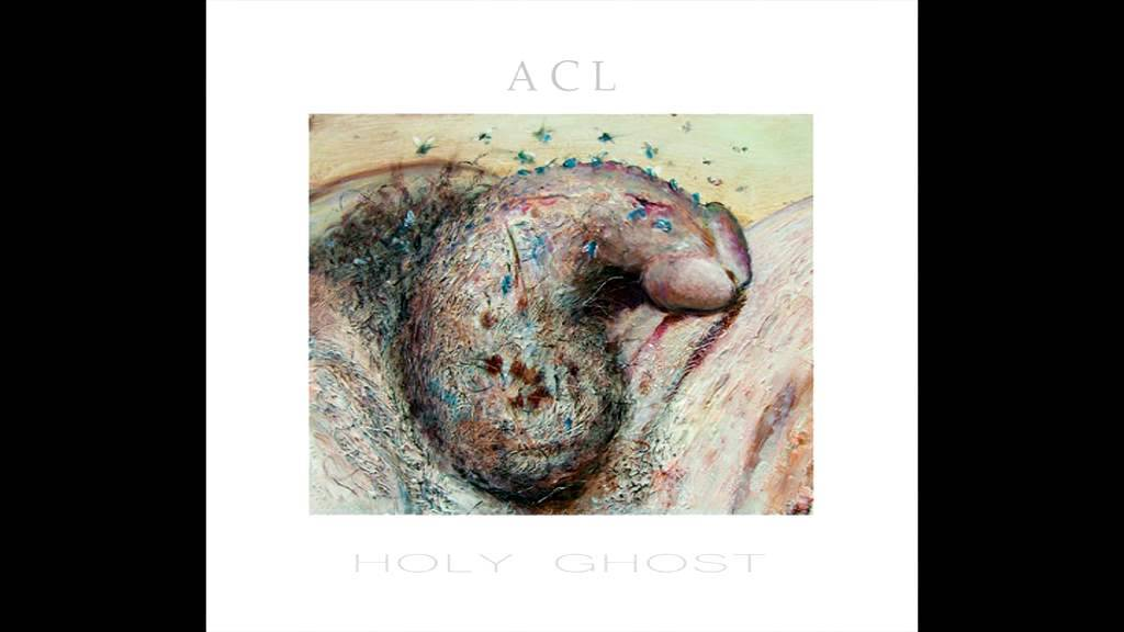 ACL ‎- Holy Ghost  CD - 画像1