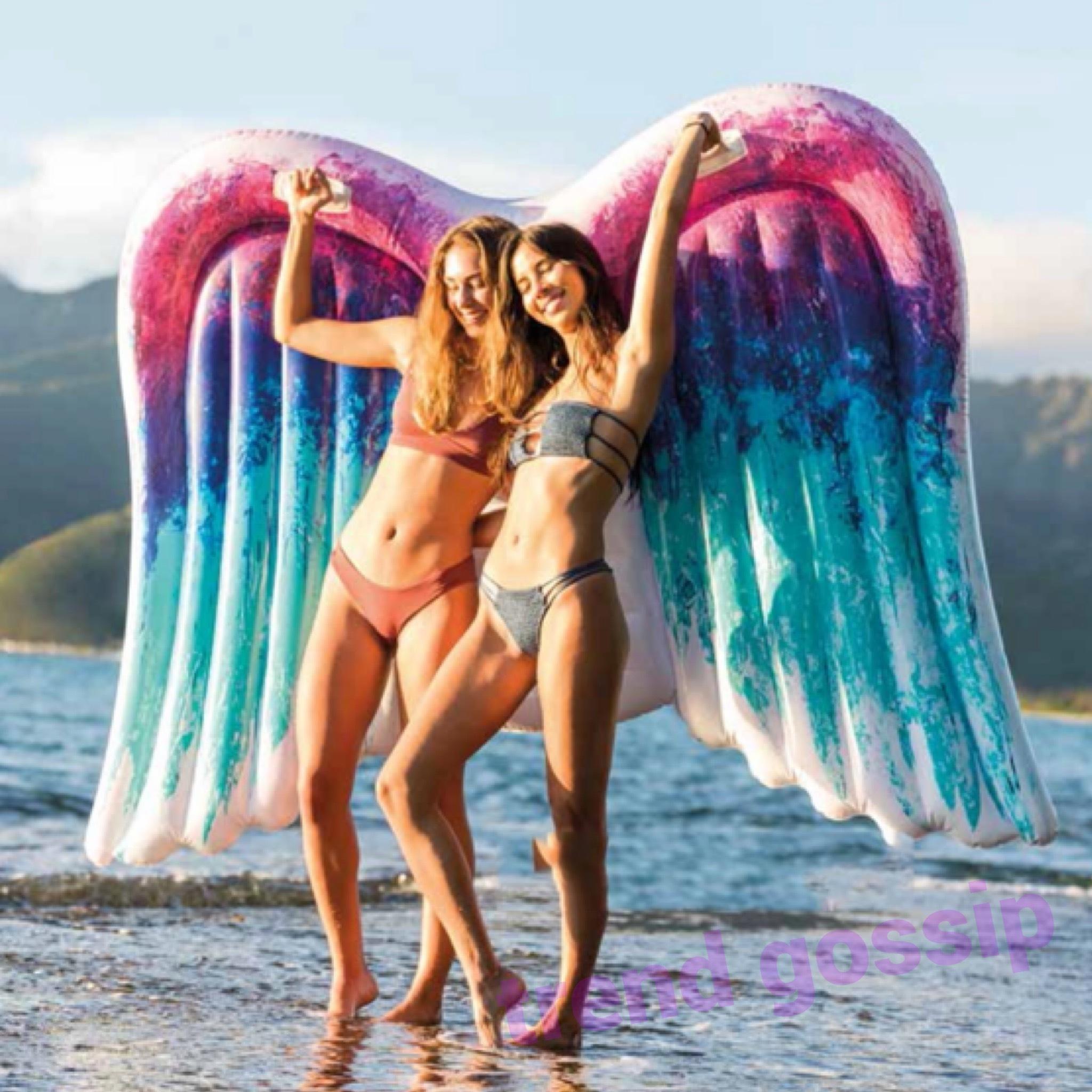 【即納】ANGELWINGアートフロート/浮輪/天使の羽/ハワイ/コレットミラー