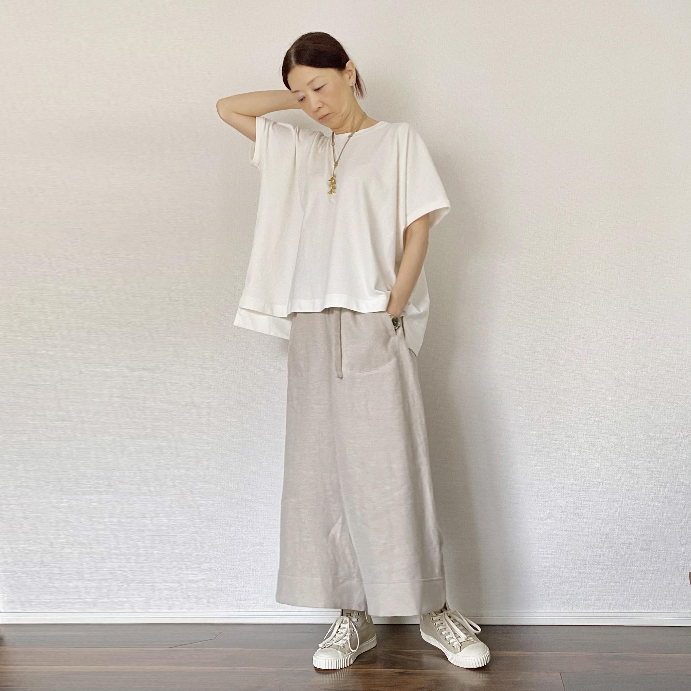 スクエアTシャツ(U08)