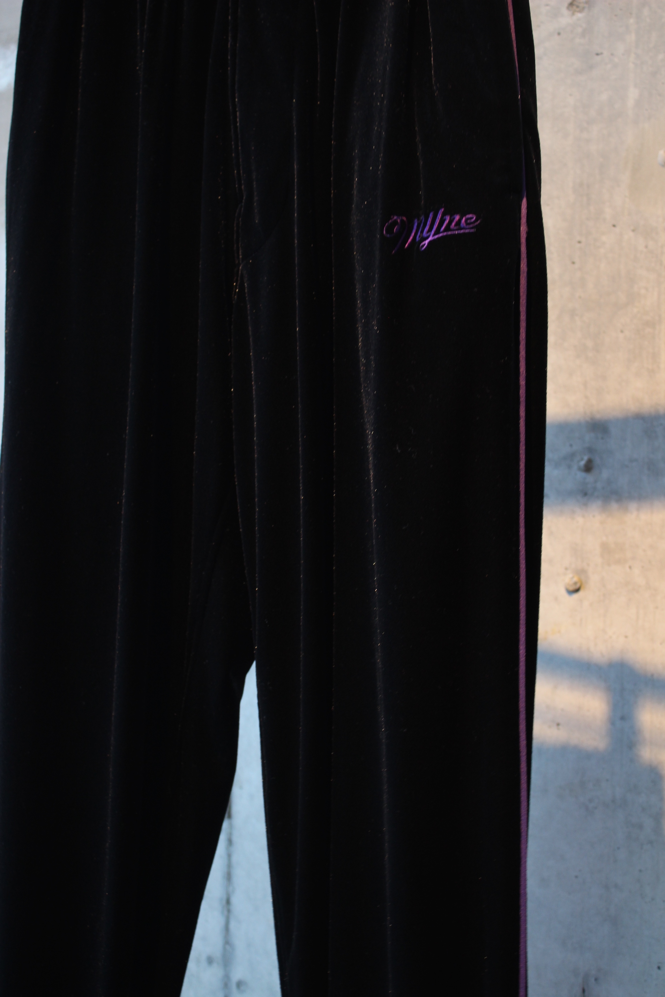 【50%OFF】velour pants - 画像2