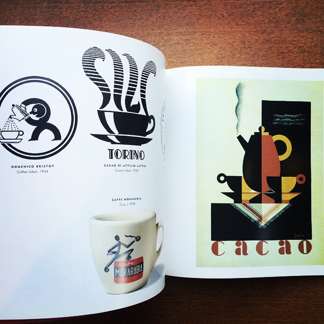 デザインの本「Italian Art Deco: Graphic Design between the Wars」 - 画像2