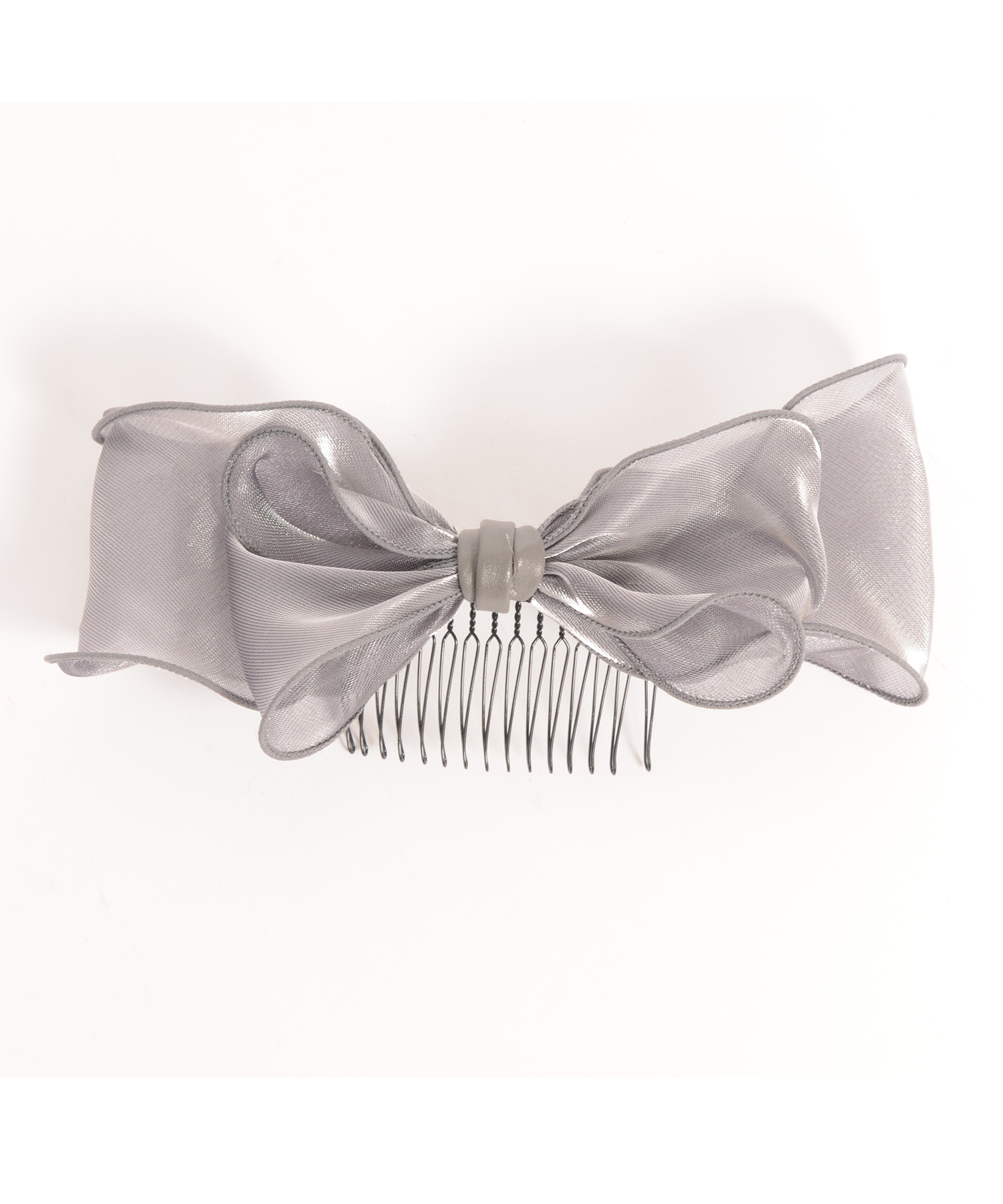 Joe19AW-19 sheer ribbon comb (gray)