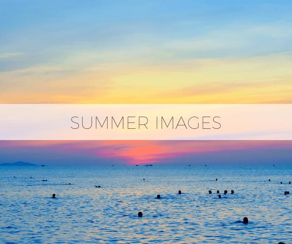 夏のフリー素材50枚パック   著作権フリー画像 ビーチ 海 リゾート プール ハワイ 写真