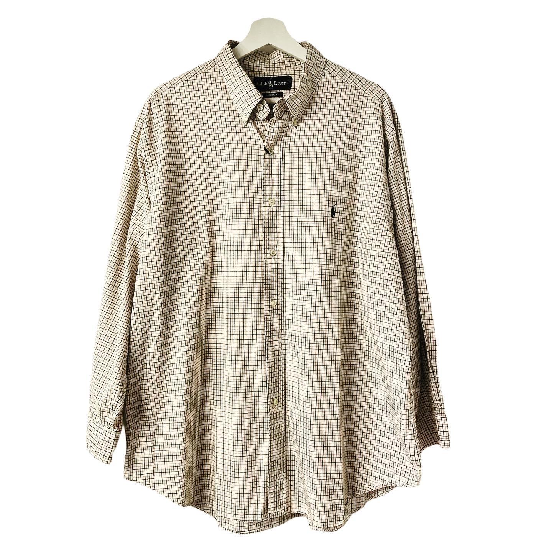 Ralph Lauren Broad check B.D shirt