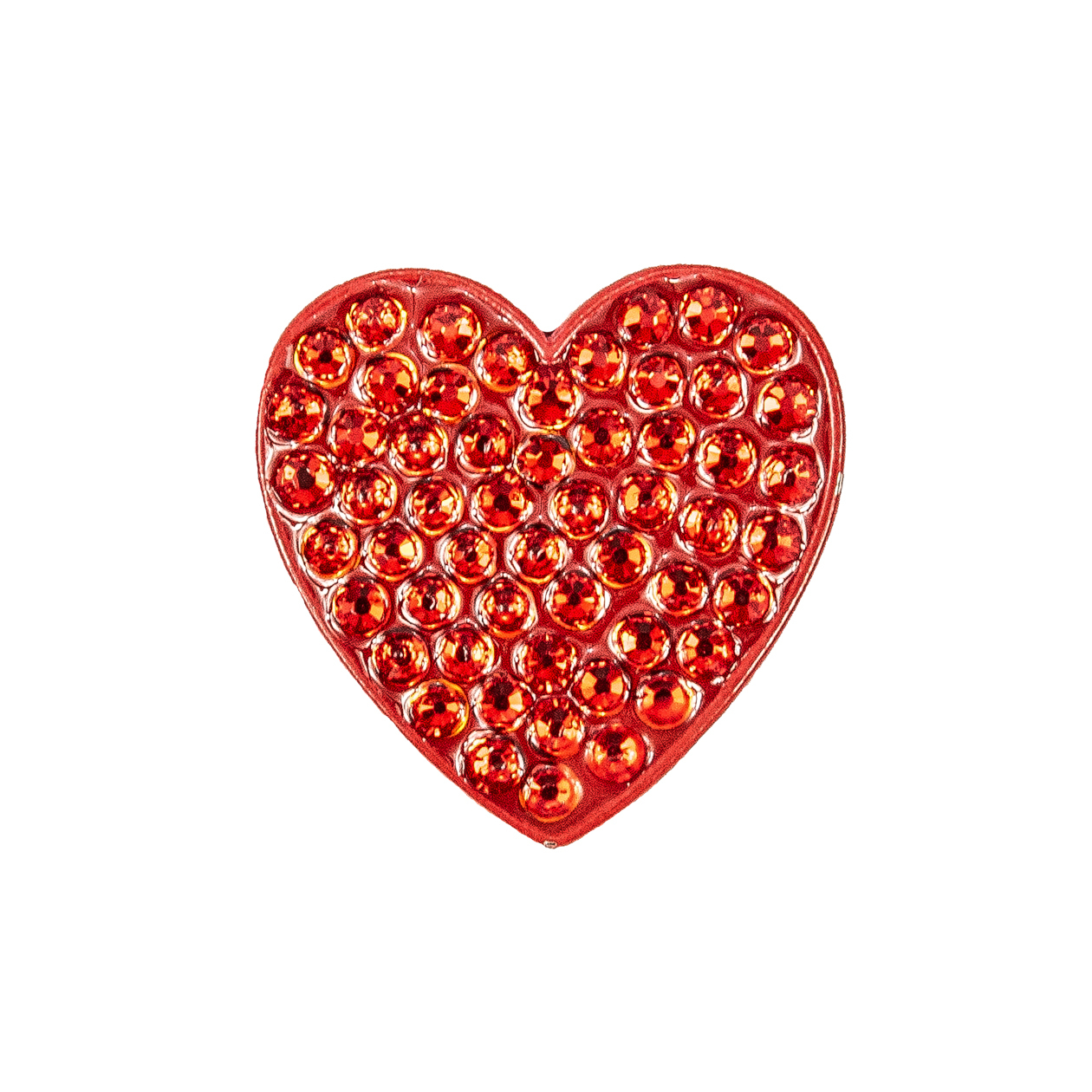 27. Heart Red