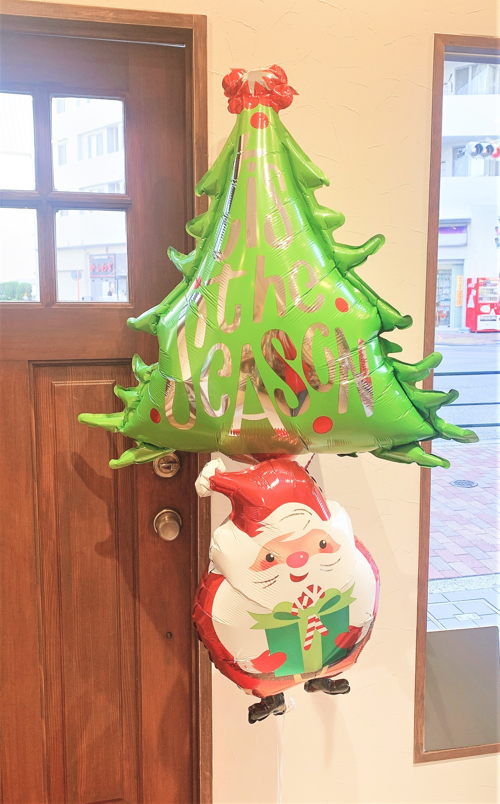 クリスマスツリーミニセット
