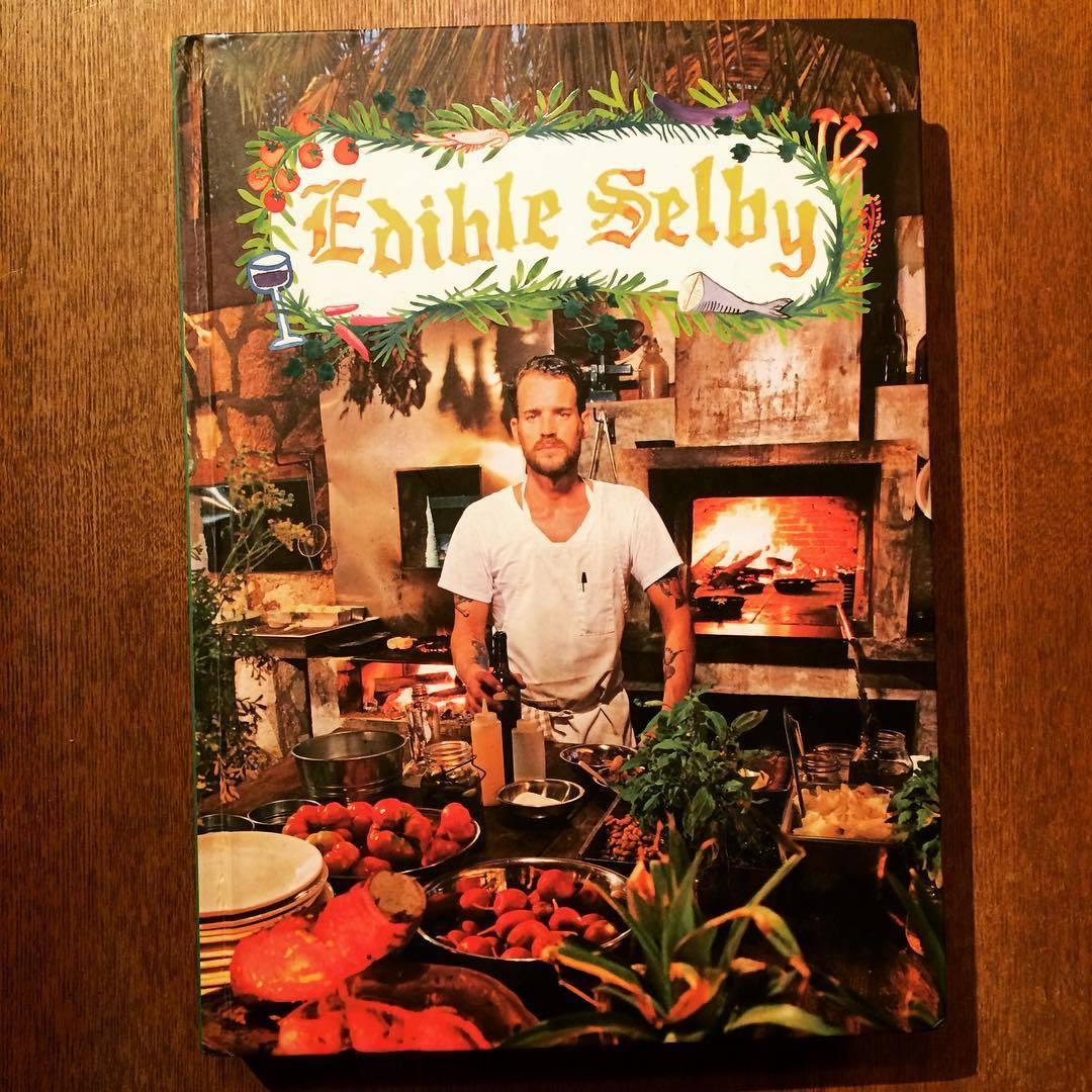 食の本「Edible Selby/Todd Selby」 - 画像1