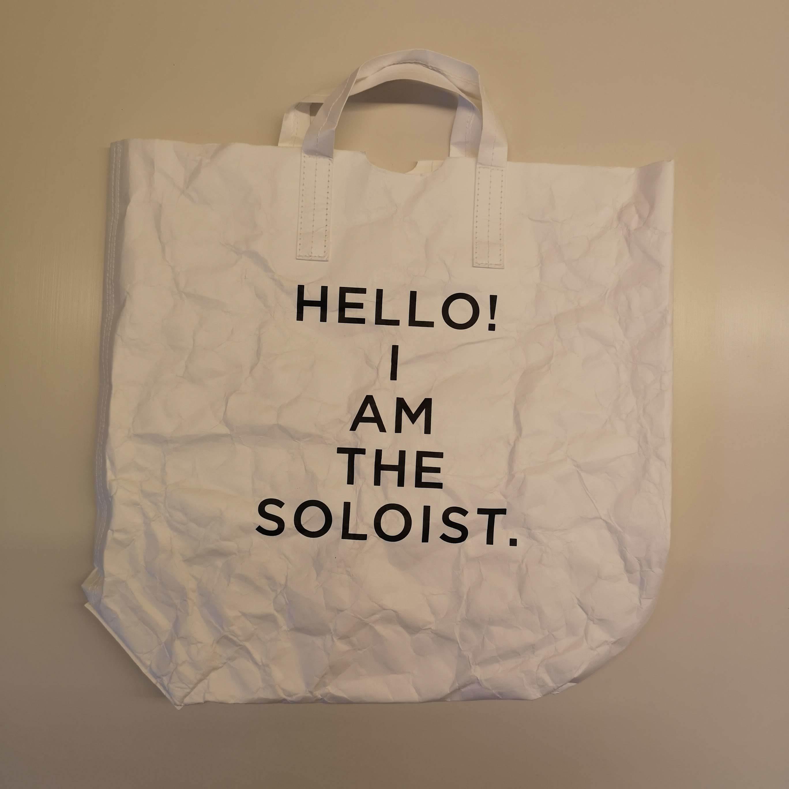 sa.0067aAW18 : shopping bag.-M-