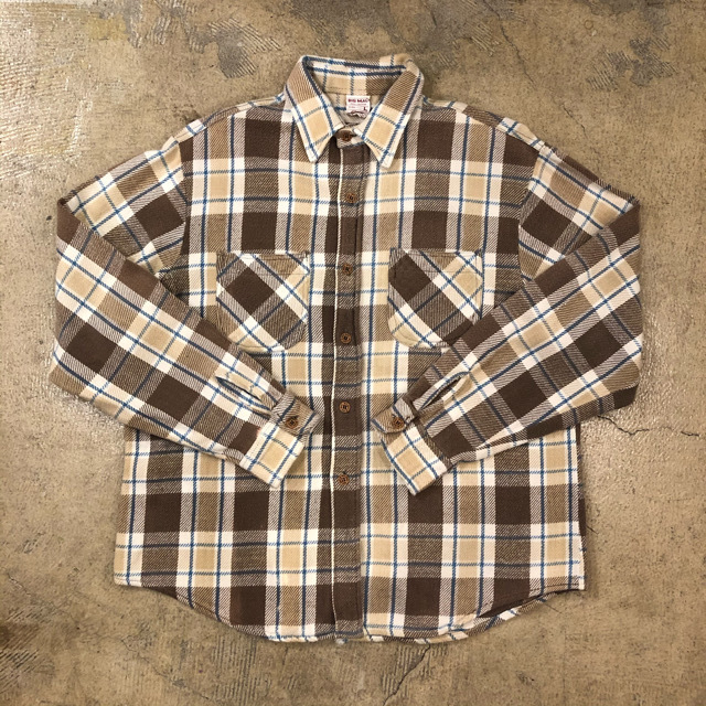 Bigmac 70's Flannel Shirts ¥6,400+tax