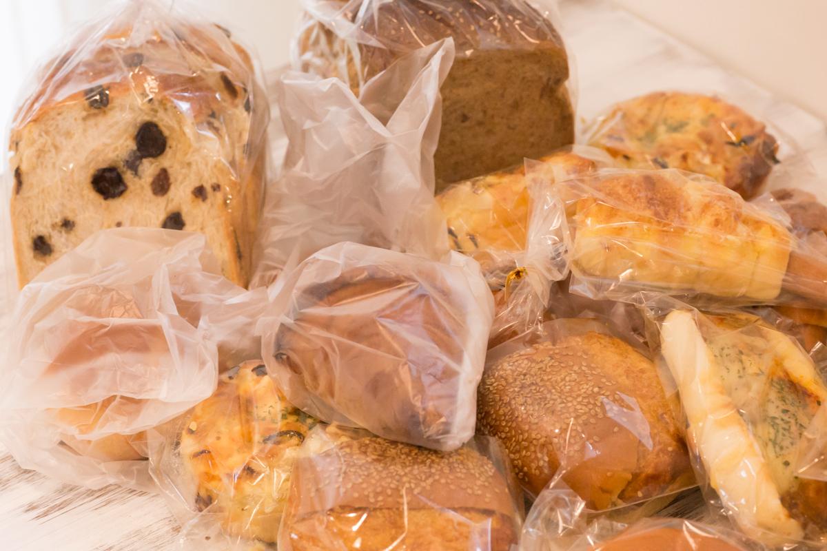 パンを、だいじに。ボンヴィボンセット   おてごろサイズ
