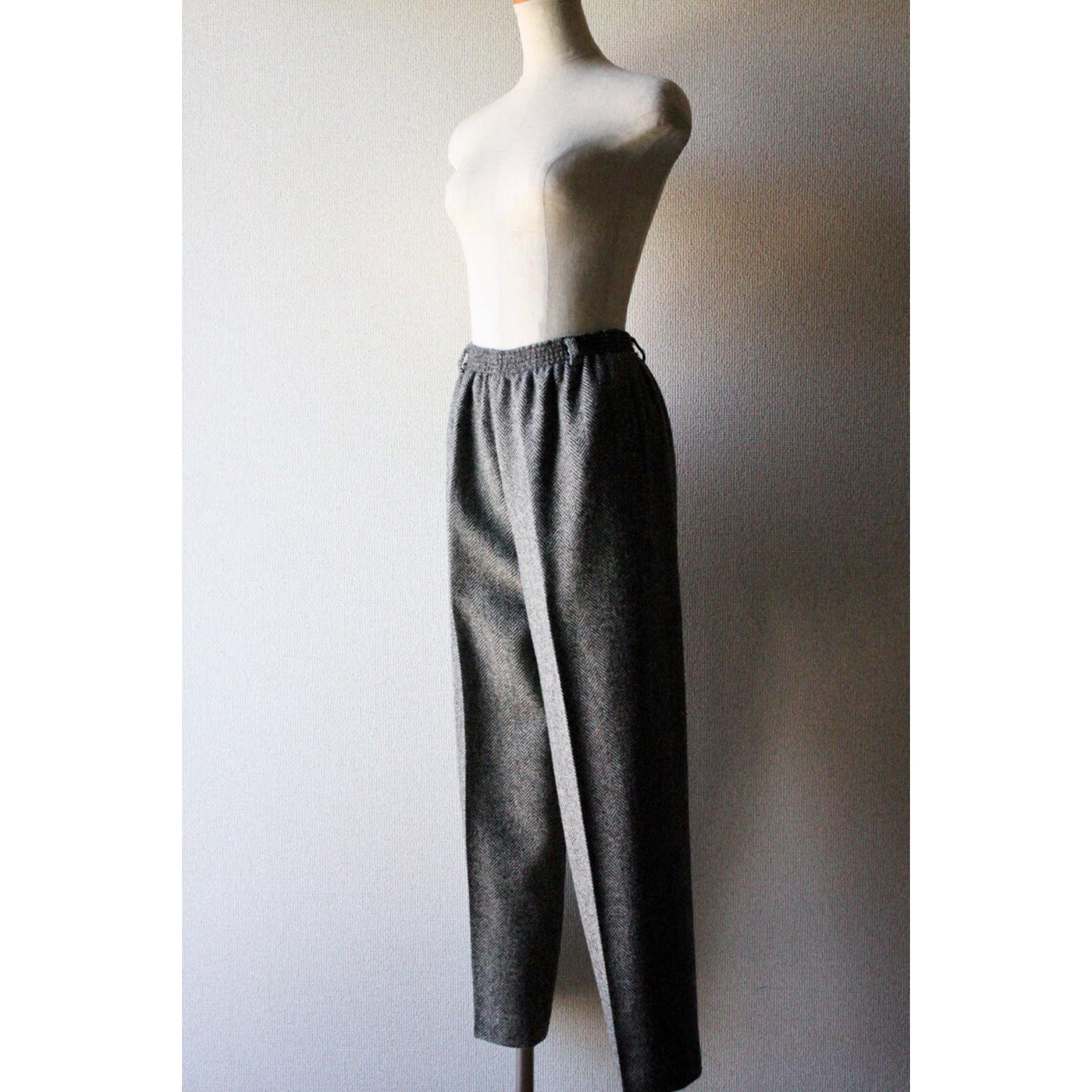 Vintage wool slacks