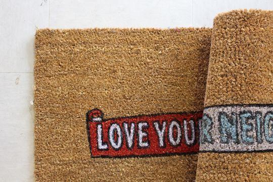 Lowis Industry Coir Doormat
