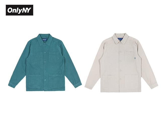 ONLY NY|Canvas Chore Coat
