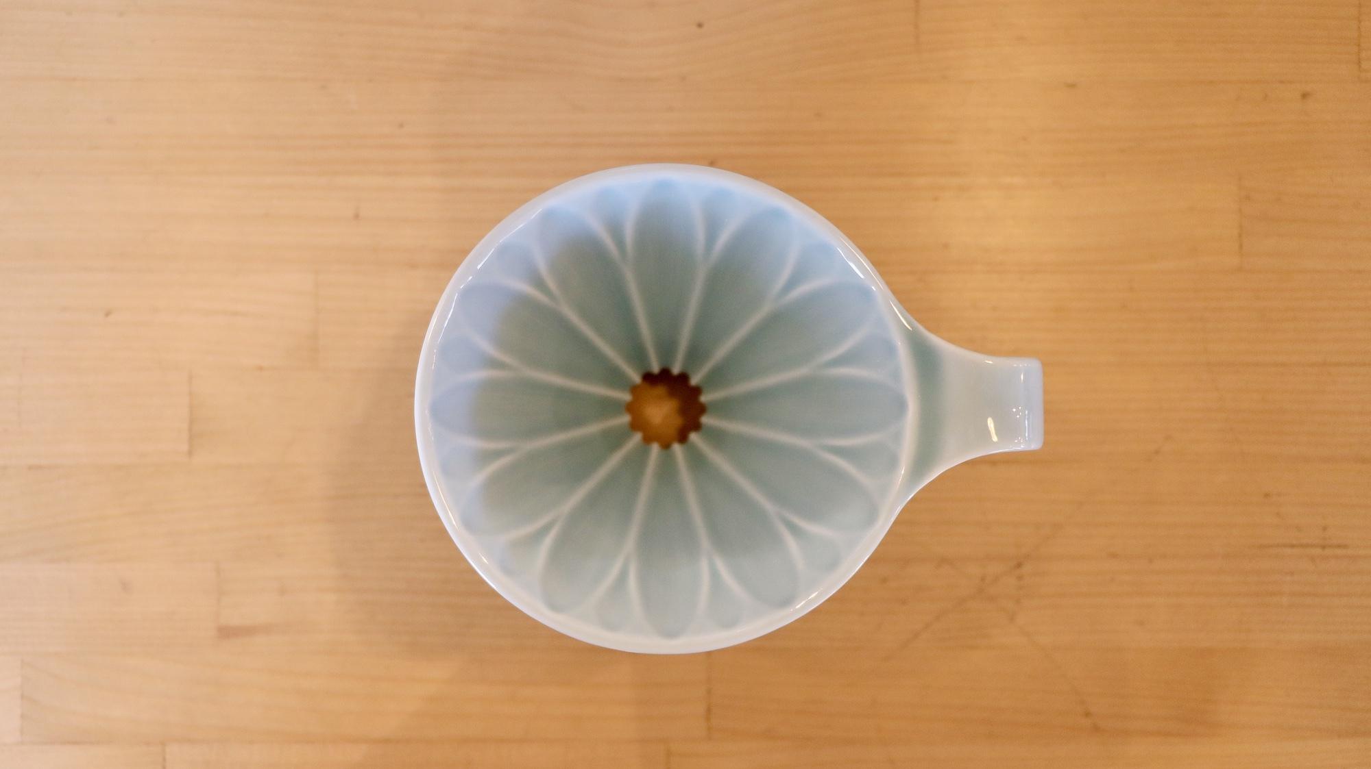 フラワードリッパー(有田焼)2-4杯用
