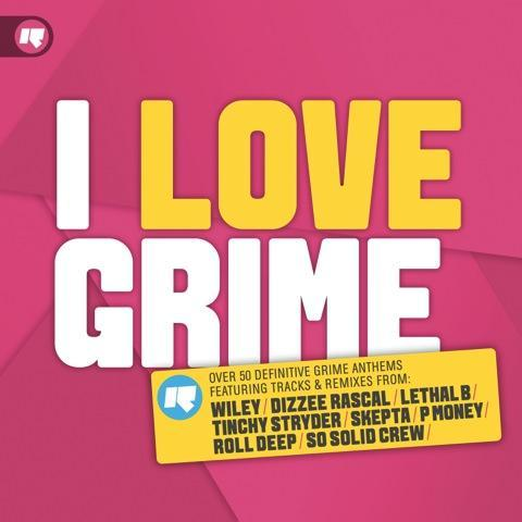 [CD] V.A / I LOVE GRIME