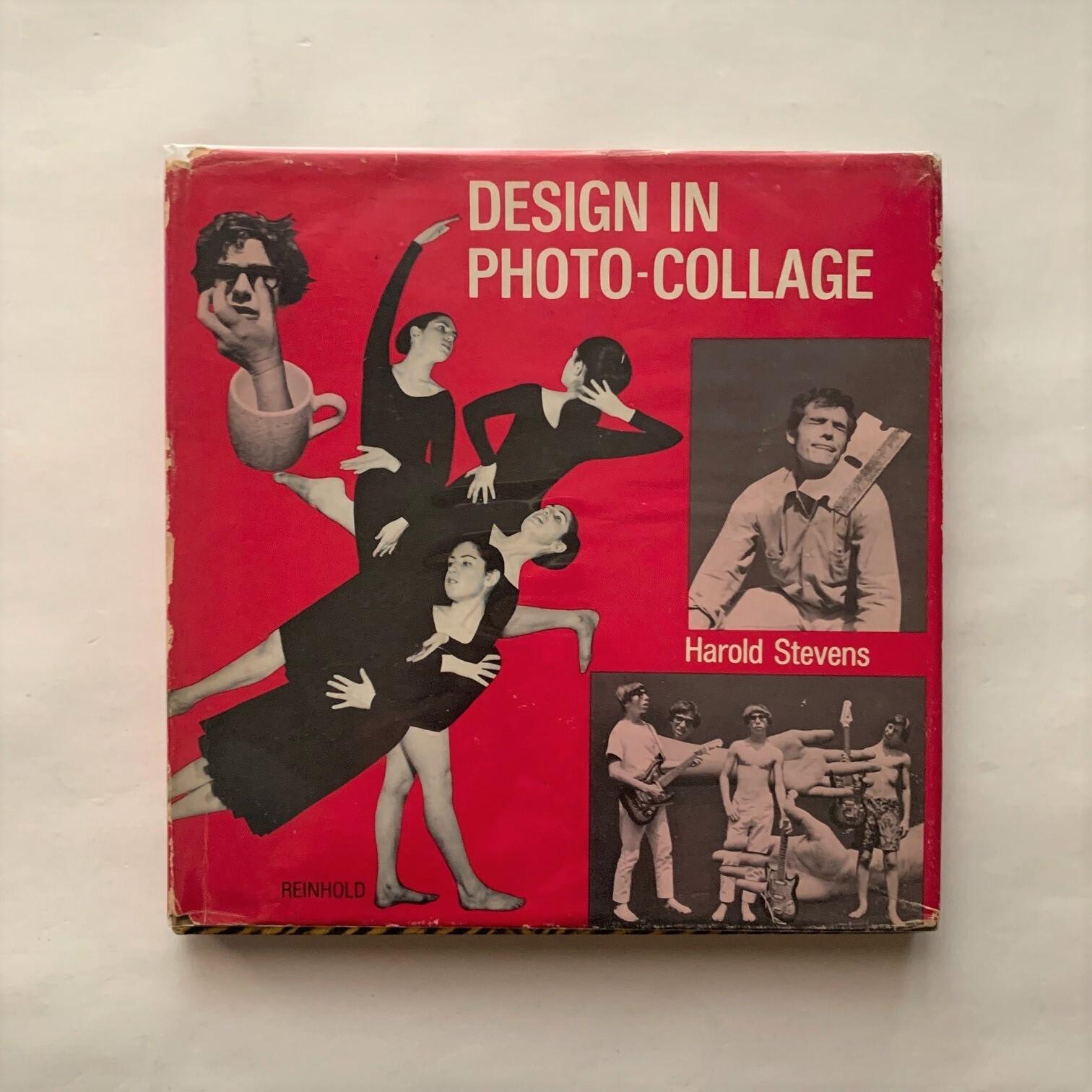 Design in Photo-Collage  /  Harold Stevens