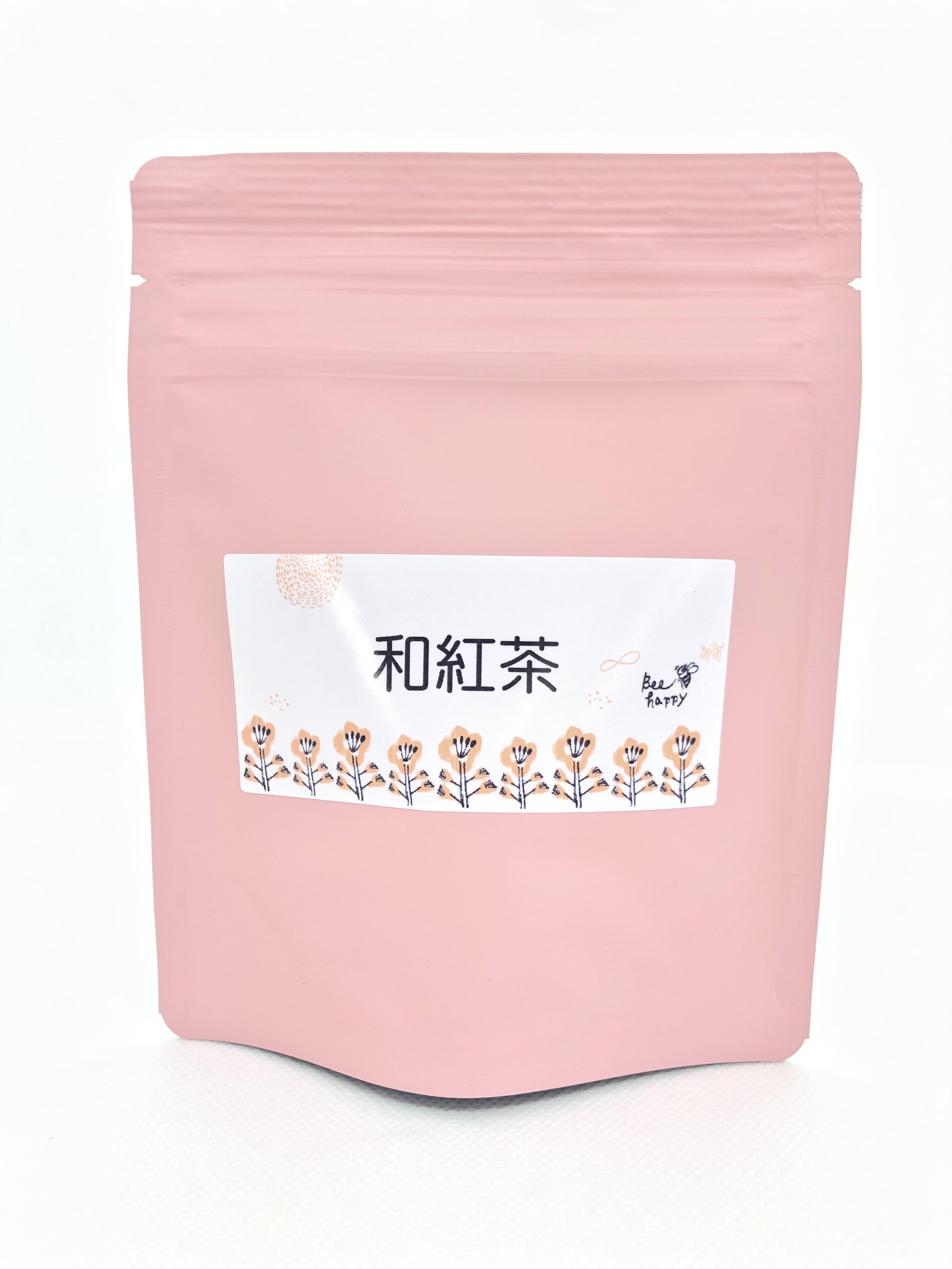 「和紅茶」はちみつに合う紅茶(ティーパック)