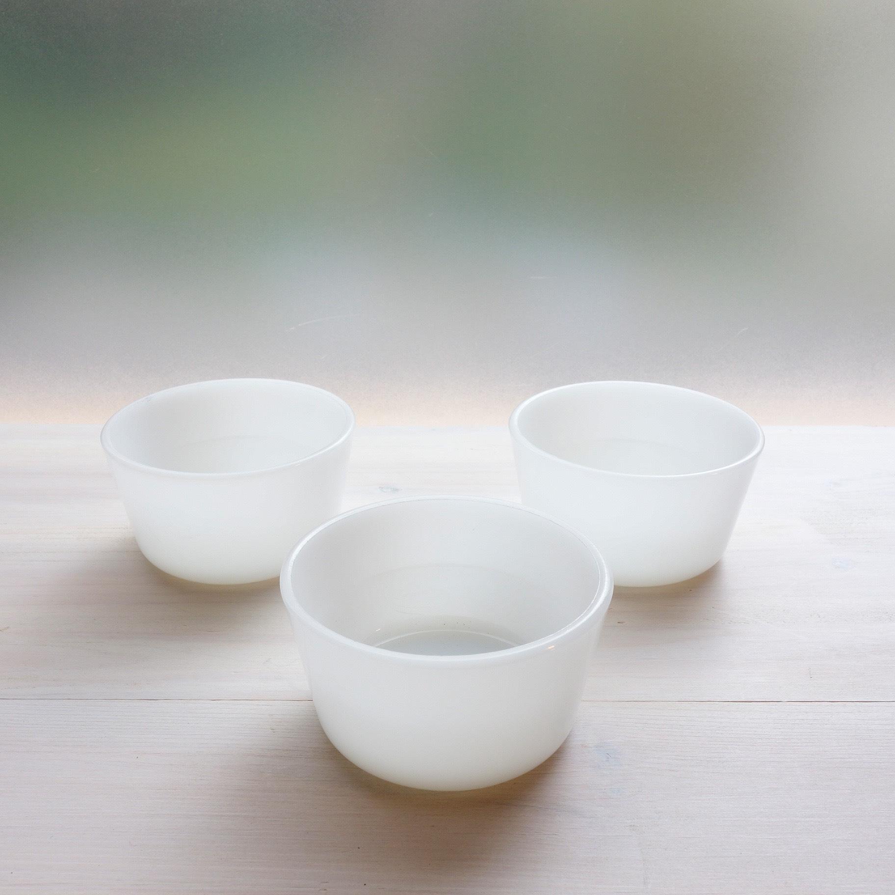 カスタードカップ/Glasbake社