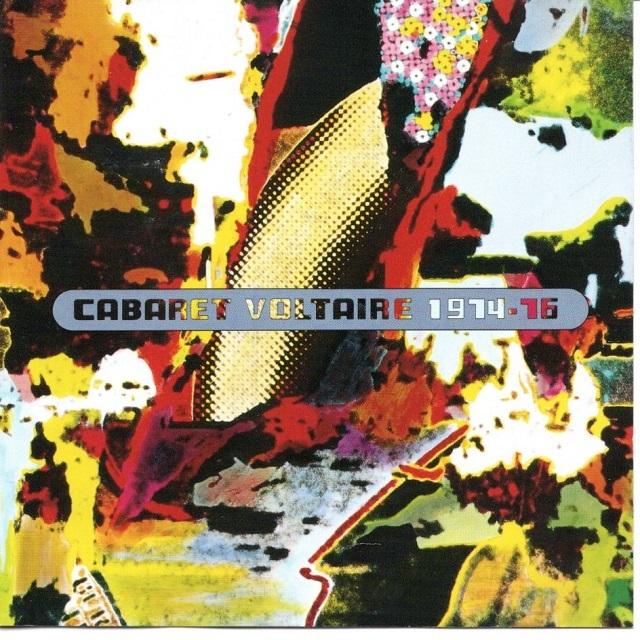 【CD・英盤】Cabaret Voltaire  / 1974-76