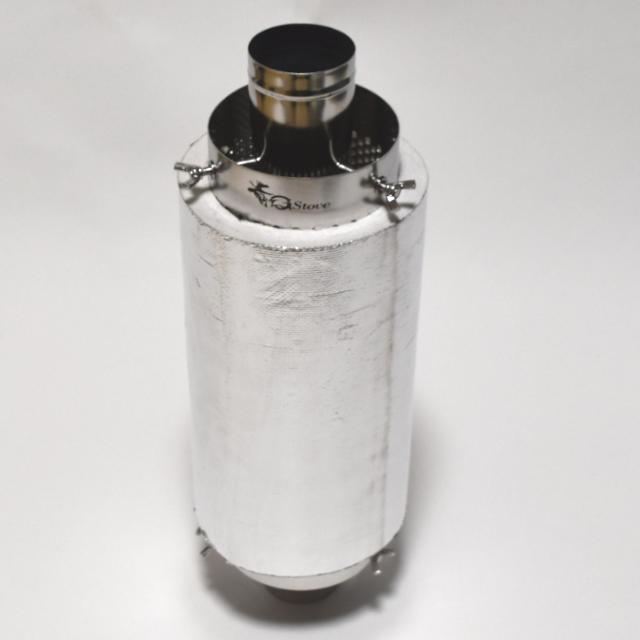 INSLATION DUCT-S(DUCTCOVER-G1専用断熱材付直管)