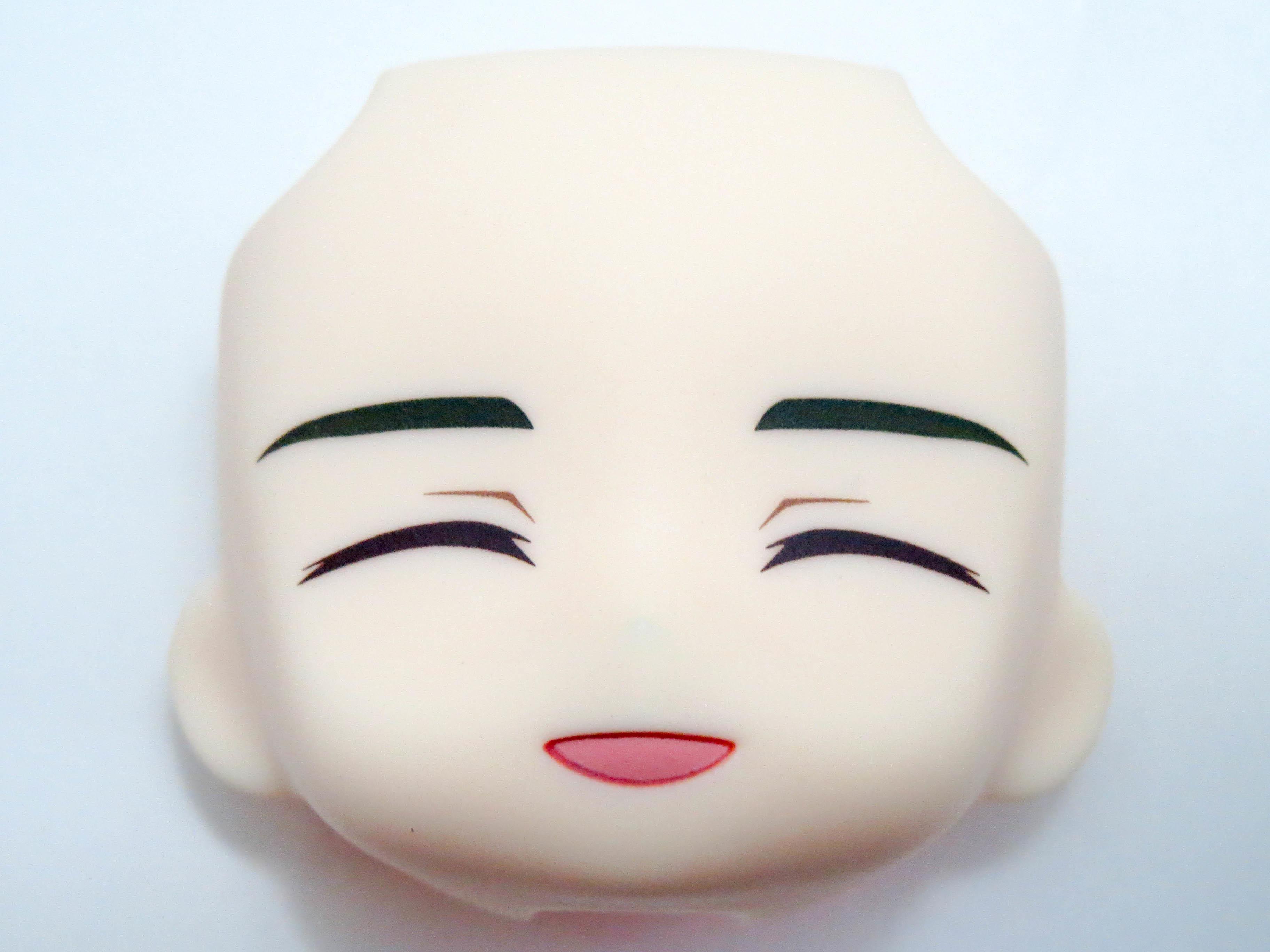 【SALE】【891】 にっかり青江 顔パーツ 笑顔 ねんどろいど