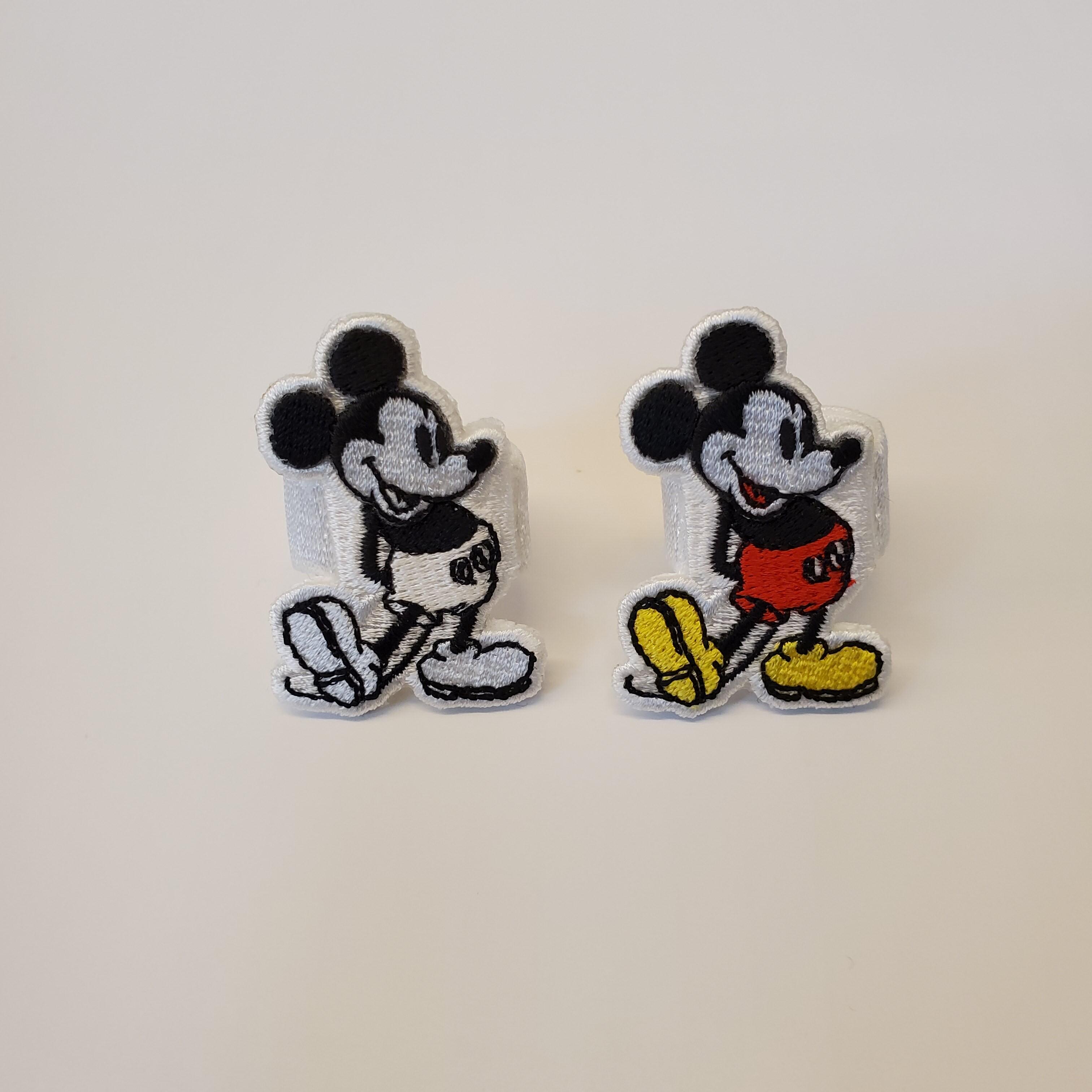 sa.0030aSS20 button cover. (original color Mickey Mouse)