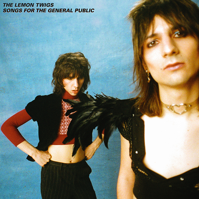 The Lemon Twigs - Songs For The General Public (LTD. Red LP)