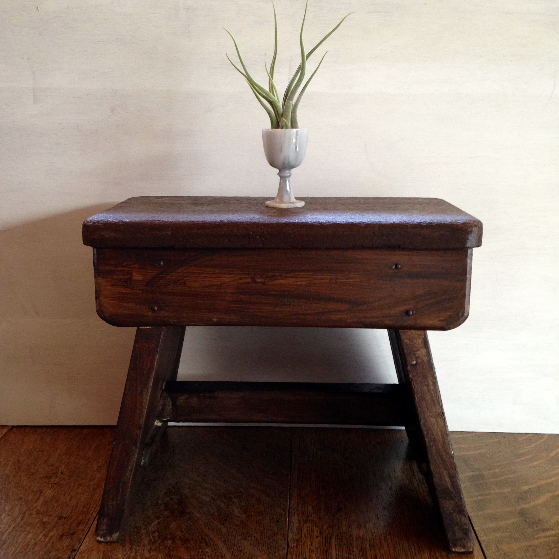 小学校の体育椅子(YABANE製)C 昭和レトロ