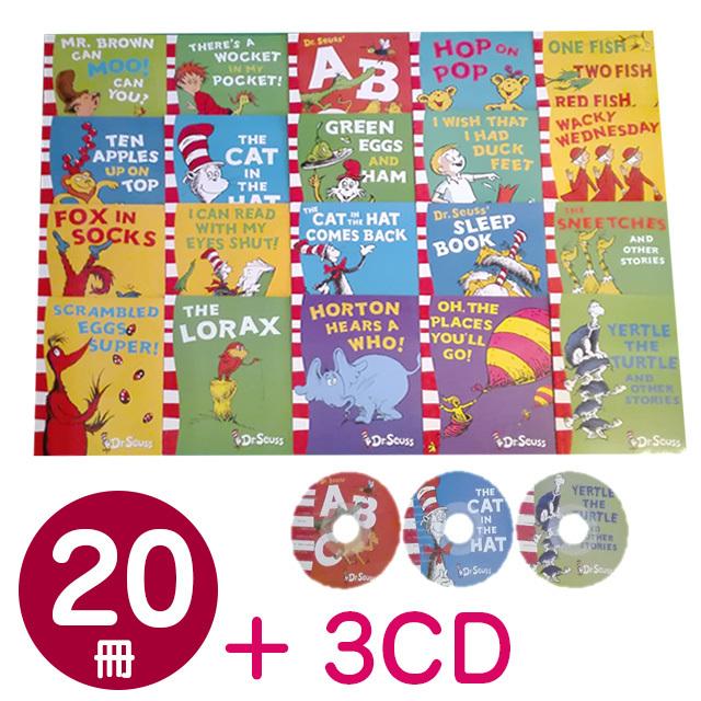 ★CD付き★ ドクタースース20冊セット