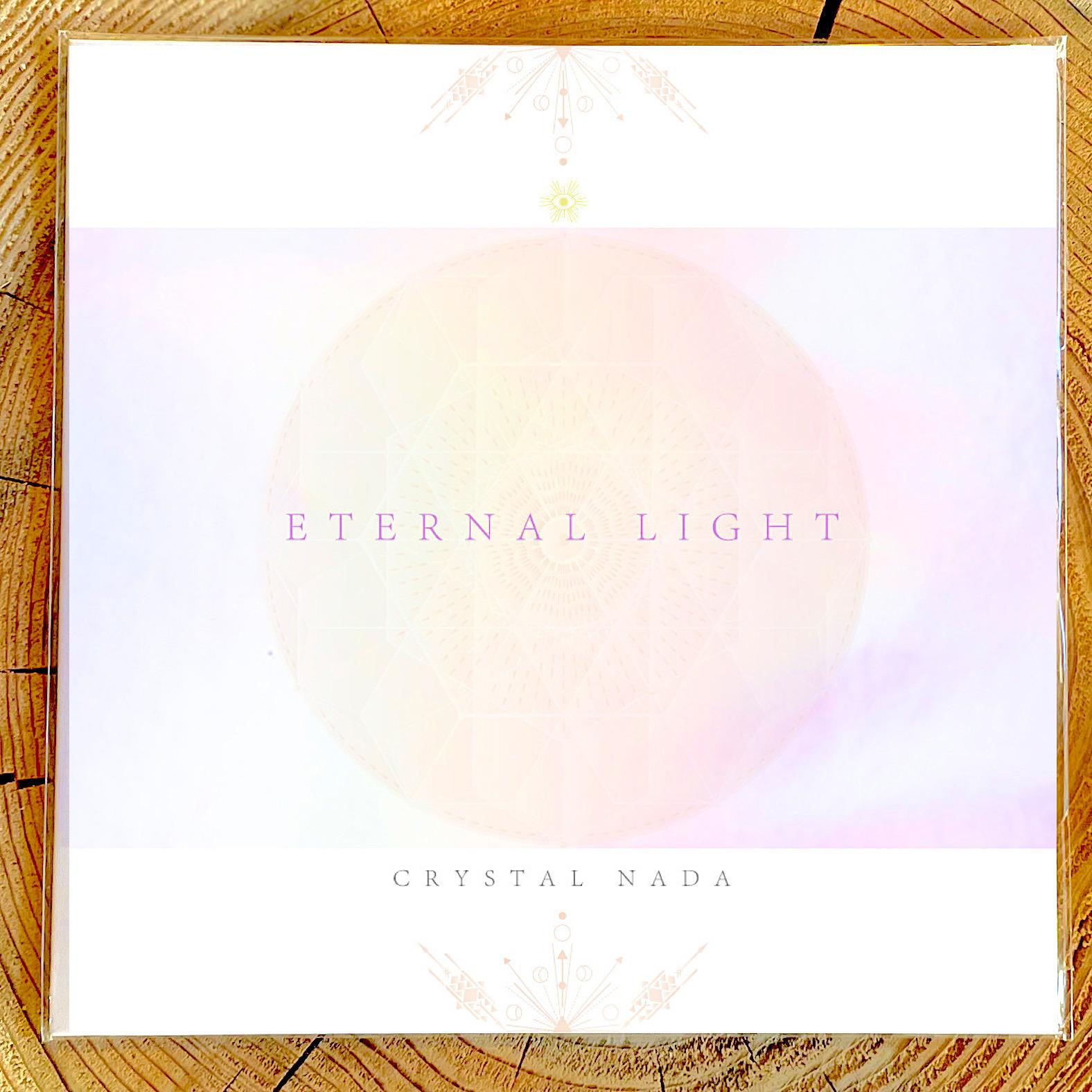 Eternal Light - Crystal Nada(CD)
