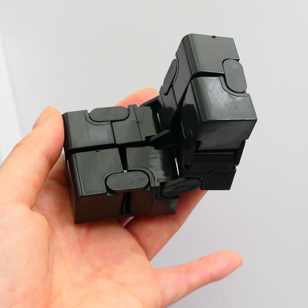 [C6]【ブラック】インフィニティキューブ