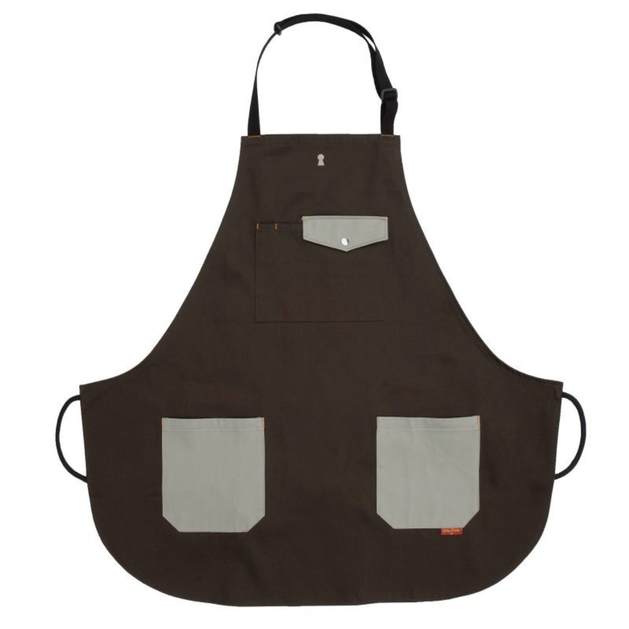 Original John | KINKY WORK APRON - Brown [JK386]