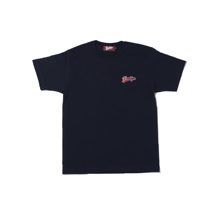 K'rooklyn Logo T-Shirt - Navy