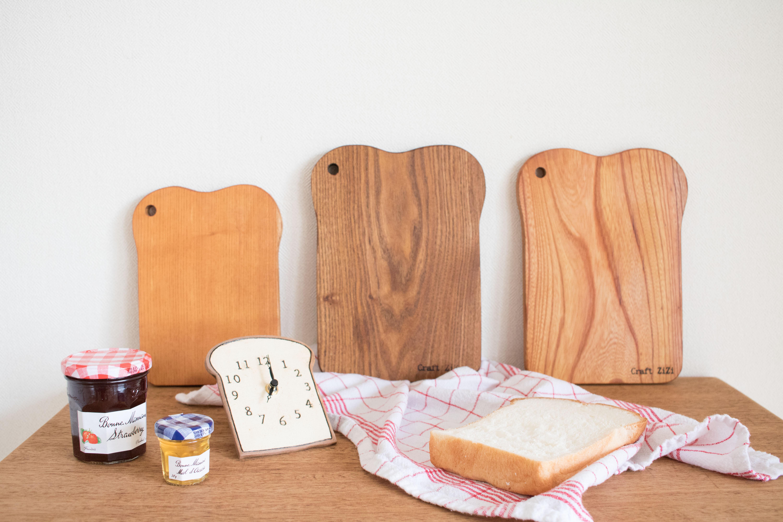 パンのカッティングボード大/craftzizi