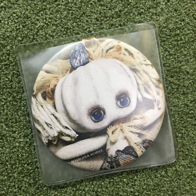 缶ミラー(幽霊のような子/76mm)