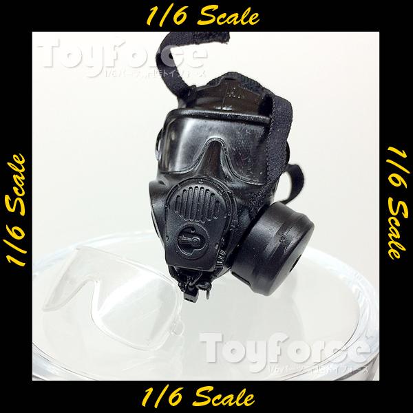 【04727】 1/6 ジャンク ガスマスク