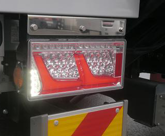 小糸 LED リアコンビネーションランプ 2連(左)