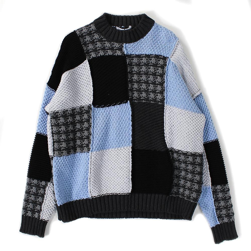 JW ANDERSON  Blue Knit