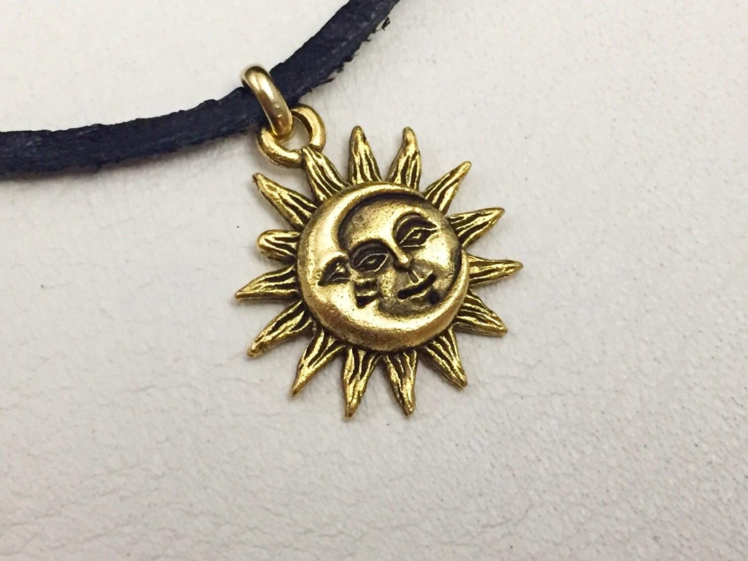 全4種 sun and moon choker aloamo