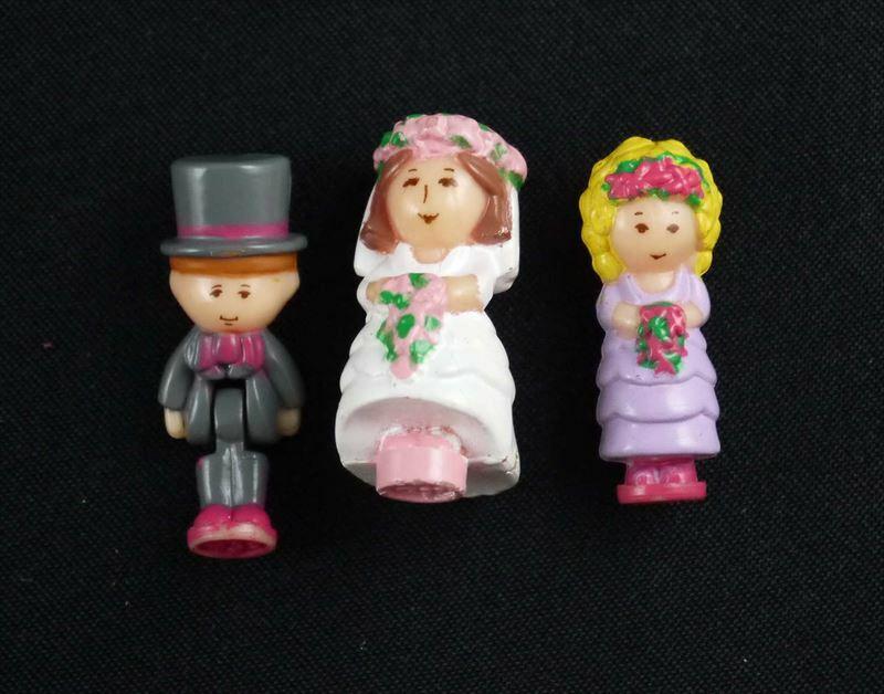 ナンシーズ ウエディング デイ(結婚式) 1989年 ほぼ完品