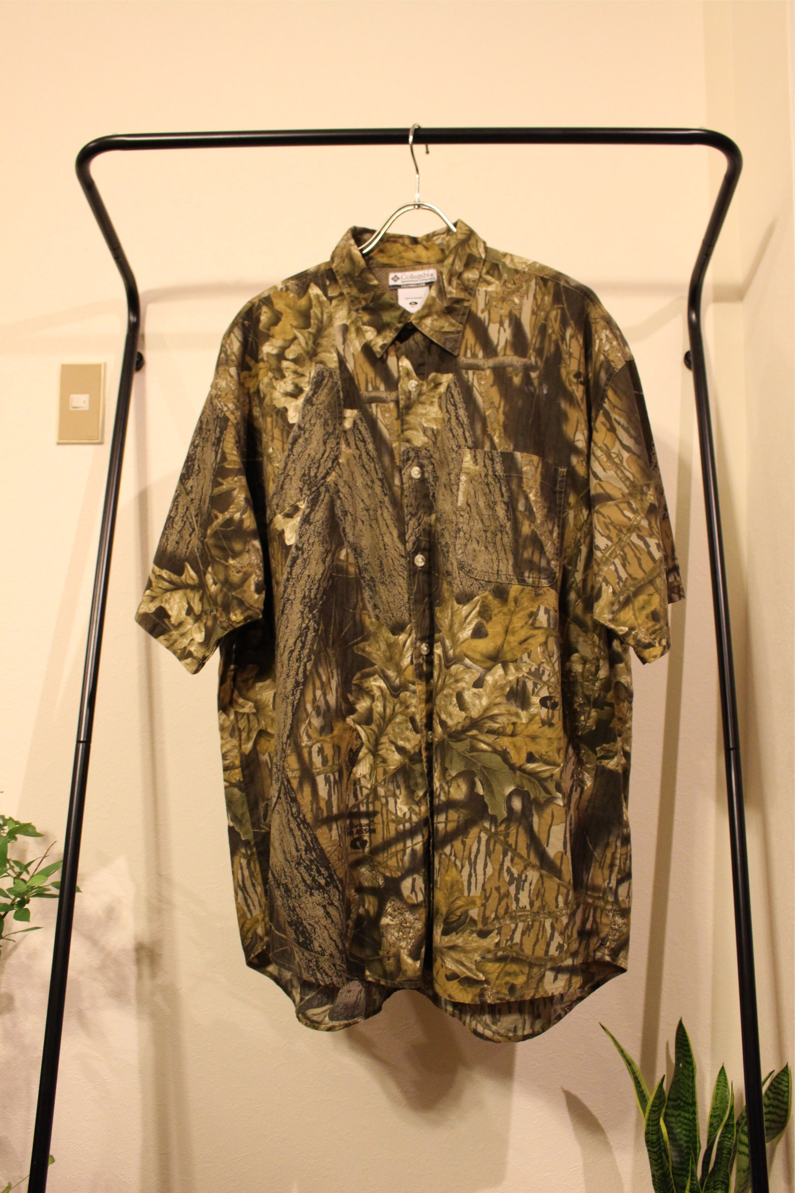Design camouflage shirt
