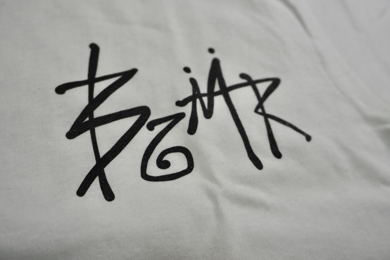BZMRスチュパロTee (ホワイト) - 画像3